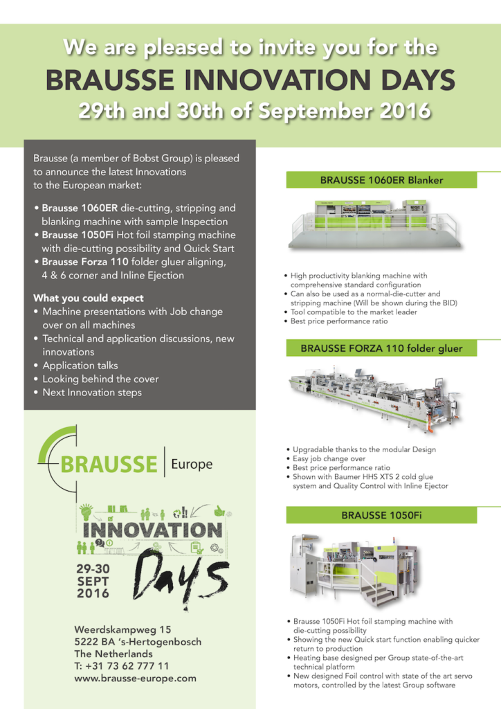 Flyer Brausse-Europe Innovation Days Sept 2016sml